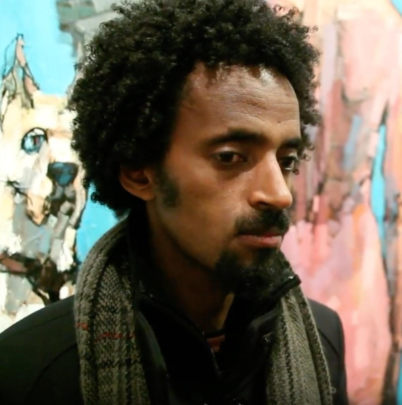 Dawit in London